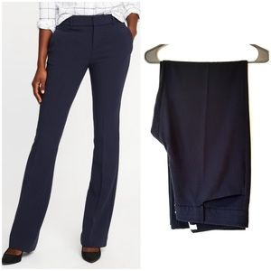 Michael Kors Career Navy Trousers 14